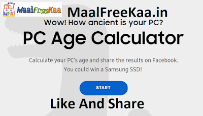 PC AGE Calculation