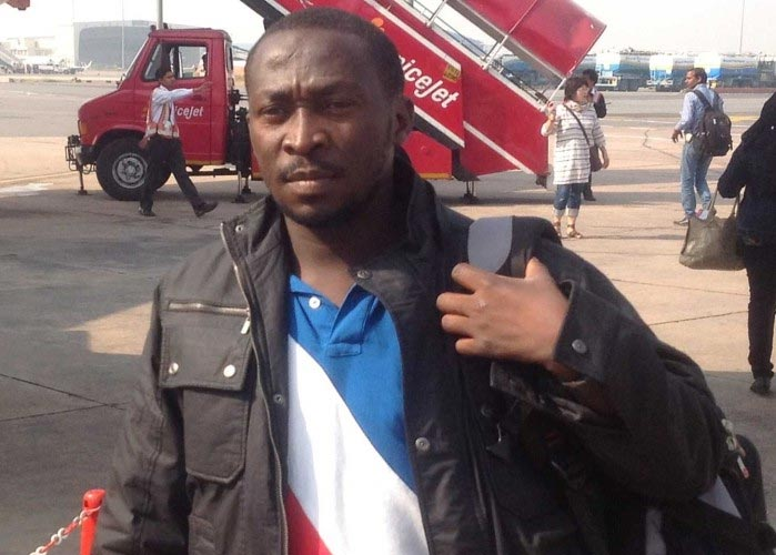 "I'll come to Nigeria if Army pays for my flight - ""wanted"" journalist Ahmad Salkida"
