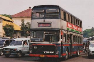 City Tour Bus Jakarta