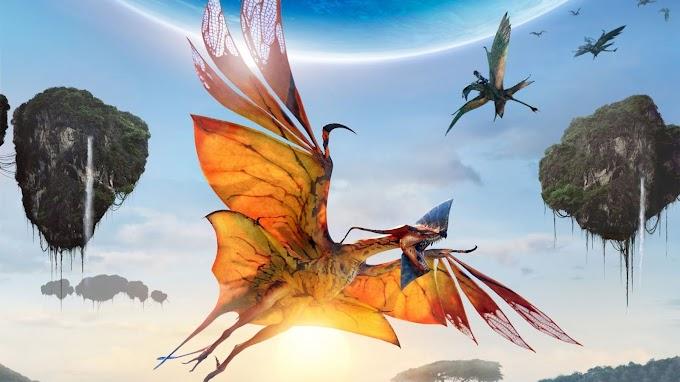Plano de Fundo Avatar 2