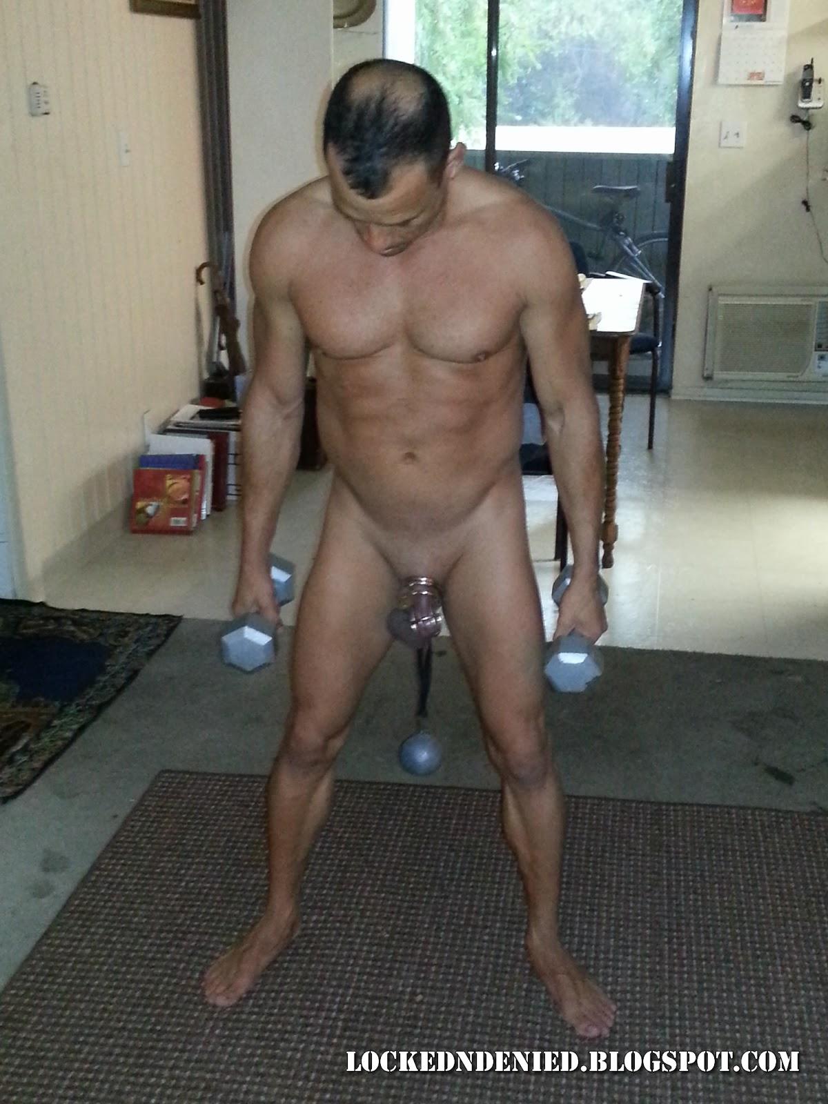 gay chastity porn