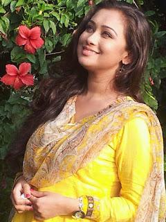 Rumana Khan Bangladeshi Actress Biography Hot Saree