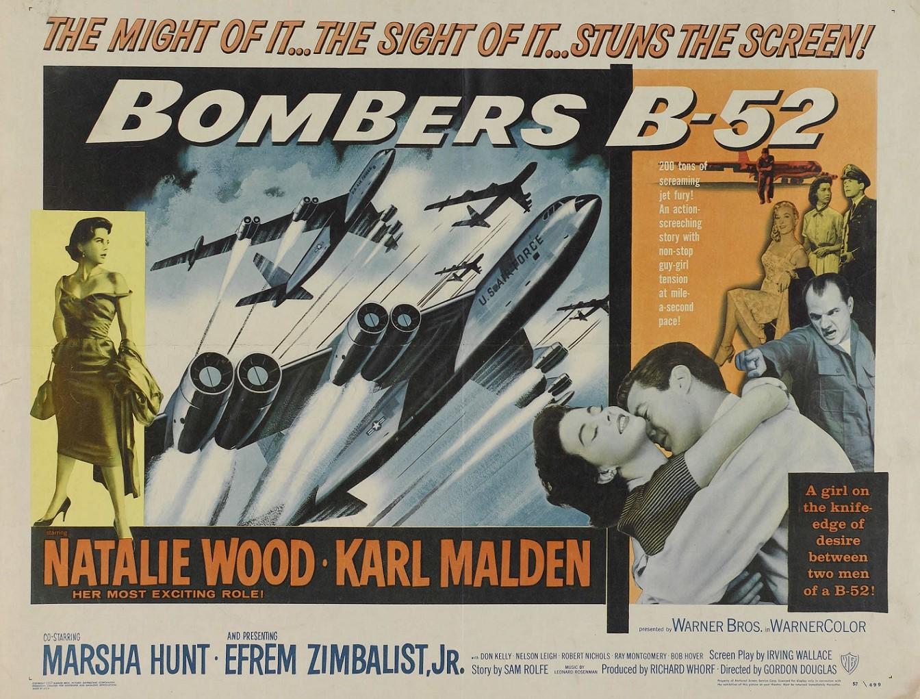 BOMBERS B-52 (1957) WEB SITE
