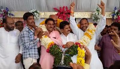 धूम धाम से मनाया गृहमंत्री बाला बच्चन का जन्मदिन।