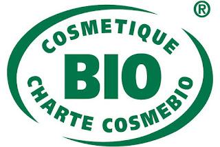 Logo Charte Cosmebio cosmétique biologique - Blog beauté Les Mousquetettes
