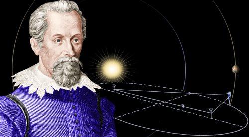 افضل و اشهرعلماء الفيزياء -يوهانس كبلر