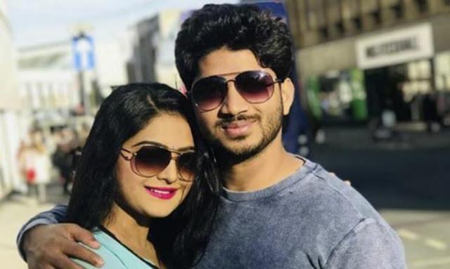 Salma New Husband photo (Sanaullah Nur  )