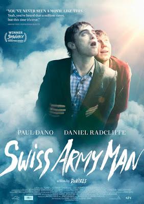 Swiss Army Man [2016] [NTSC/DVDR] Ingles, Español Latino