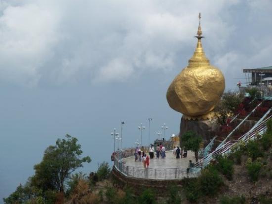 tempat wisata myanmar