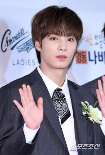 Knetz can't take their eyes off NU'EST JR at 2019 Brand of