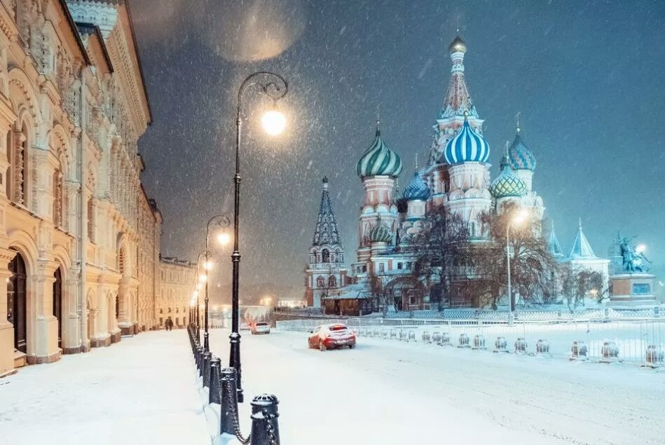 Russia coldest country