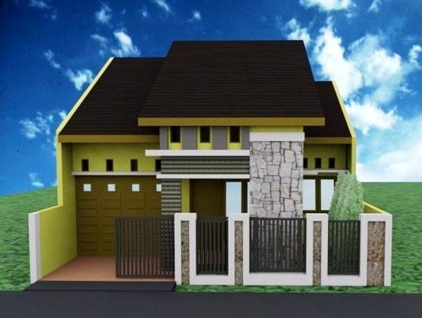 model rumah minimalis sederhana 2