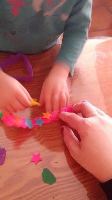 chipette  bracelets en velcro