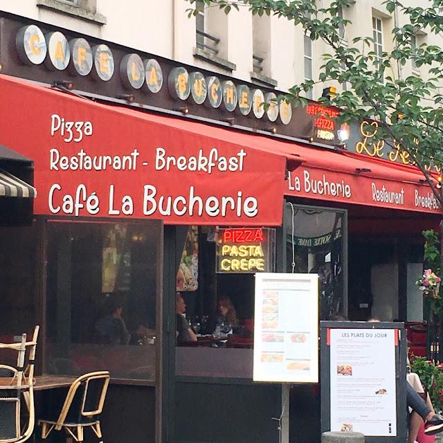Cafe La Bucherie