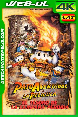 Patoaventuras la película (1990) 4k WEB-DL Latino – Inglés