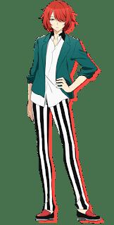 ฟุคุโรอิ มิจิรุ (Fukuroi Michiru) @ Bishounen Tanteidan ขบวนการนักสืบหนุ่มรูปงาม (Pretty Boy Detective Club: 美少年探偵団)