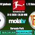 Prediksi Borussia M'gladbach vs Union Berlin — 31 Mei 2020