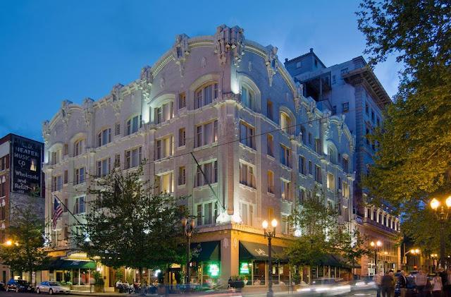 Sentinel Hotel Portland