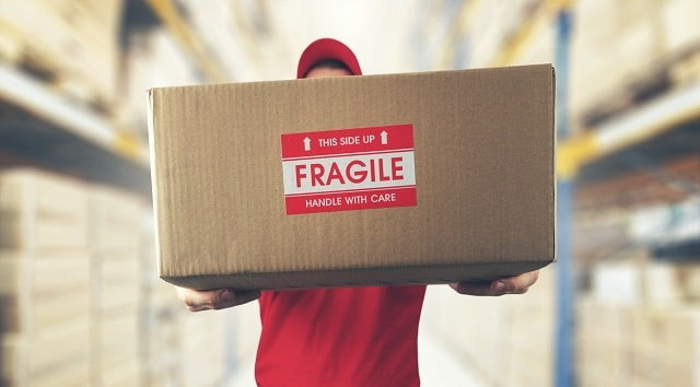 how to send a package safely avoid shipping damage improve shipment security