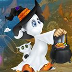 G4K Pretty Ghost Escape