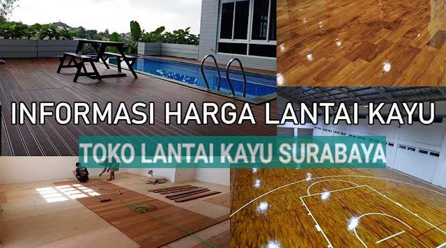 tabel harga lantai kayu parket solid per meter