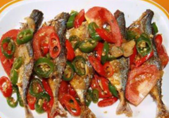 Resep Sederhana Ikan Asin Pedas Manis