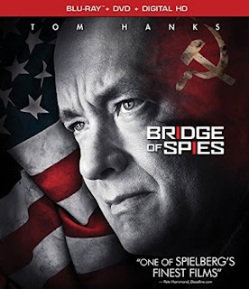 """Bridge of Spies"" movie review, starring Tom Hanks. The movie is suspenseful, historically significant, a thriller that held my attention all the way through. Here are my top 3 impressions."
