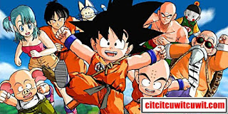 dragonball anime terbaik sepanjang masa nomor 4