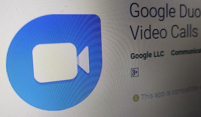 Google Duo Family Mode Group Call