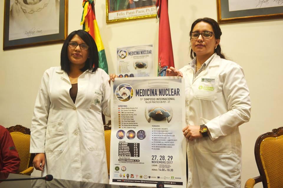 Evento se desarrollará el 27, 28 y 29 de noviembre en Auditorio del Instituto Gastroenterológico Boliviano Japonés
