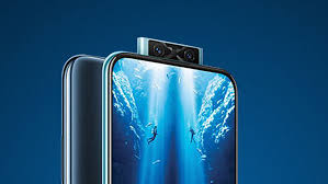 Vivo's V17 Pro has two spring up (pop up) selfie cameras
