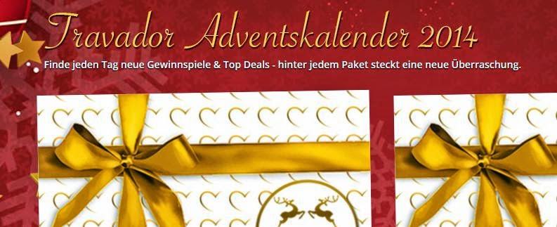 Weihnachtskalender Angebote.Travador Adventskalender Täglich Ein Reiseangebot Bis Weihnachten