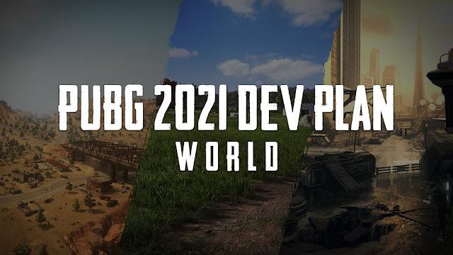 PUBG's Creative Director Breaks Down 2021's New 8x8 Maps, Miramar Remaster, and Respawns