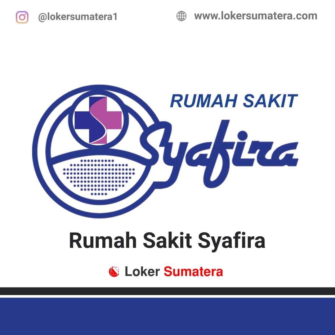 Lowongan Kerja Pekanbaru: Rumah Sakit Syafira Desember 2020
