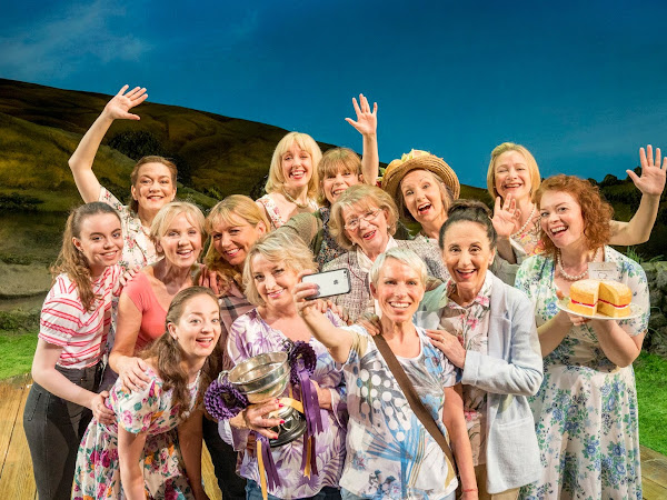 Calendar Girls the Musical (UK Tour), New Wimbledon Theatre | Review