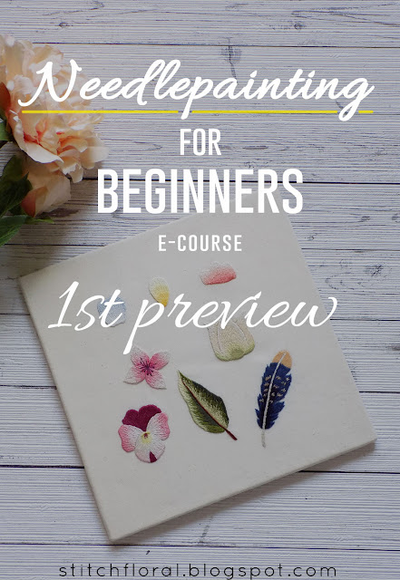 Needlepainting for beginners