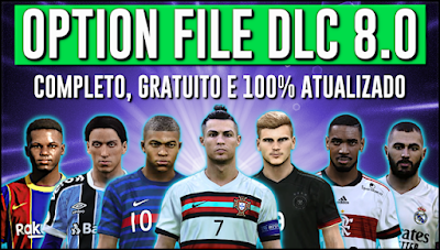 PES 2020 PC Option File by Falcon12