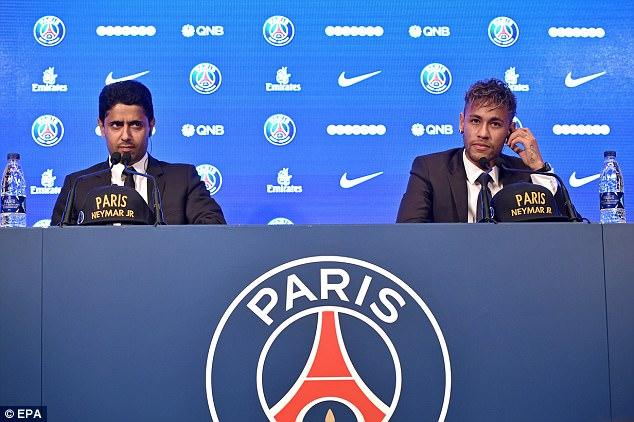 PSG lên tiếng về thương vụ Neymar và hiểm họa FFP 2