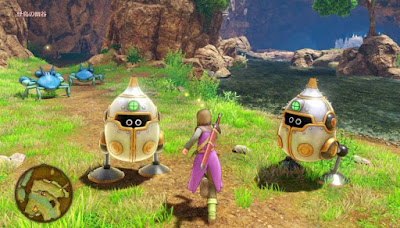 Dragon Quest 11, Perl Mobile, Eggsoskeleton Mount