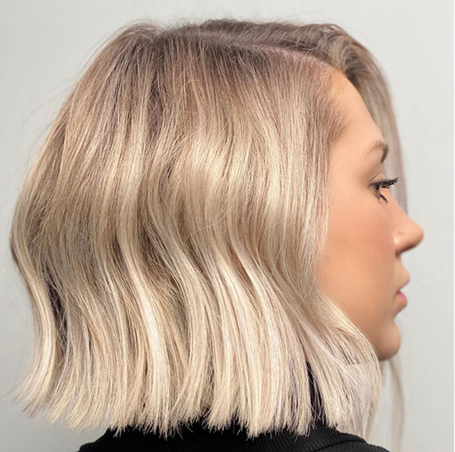 low maintenance ombre hair for short hair 2020
