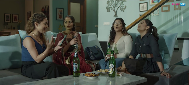B.A. PASS 3 (2021) Hindi 720p HDRip