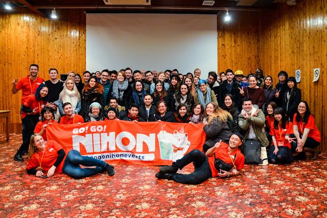 Go! Go! Nihon Students Photo