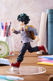 POP UP PARADE Izuku Midoriya y Katsuki Bakugo, Good Smile Company.