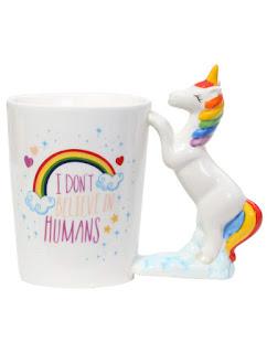 Gift for Girls - Unicorn Coffee Mug