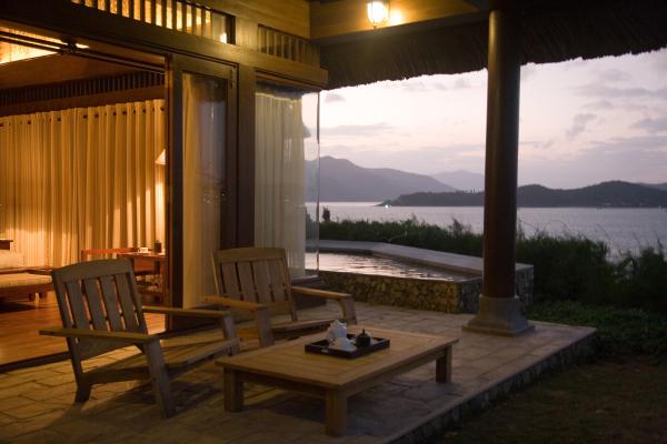 Nha Trang Resorts in Nha Trang Bay