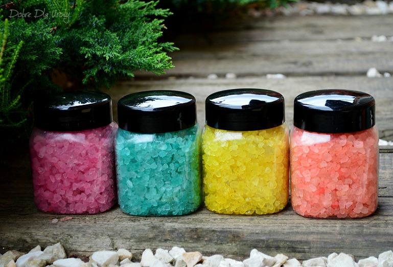 Naturalne sole do kąpieli BioOleo Cosmetics - dla zdrowia, dla piękna skóry, dla doba zmysłów!