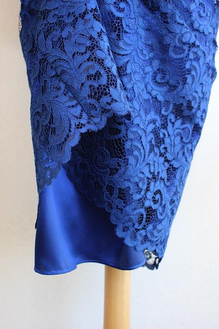 des robes en soie et dentelle sur mesure par créatrice couture 78