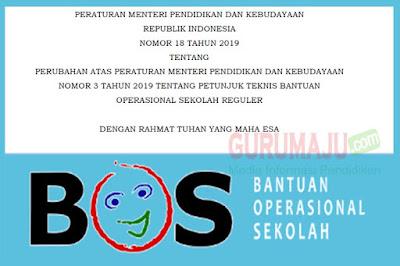 Download Perubahan Juknis BOS 2019