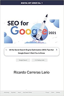 Libro SEO FOR GOOGLE 2021 - All the Search Engine Optimization Tips