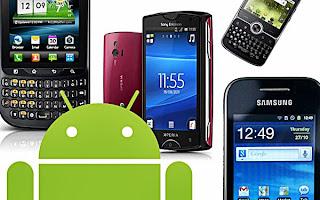 memilih gadget android